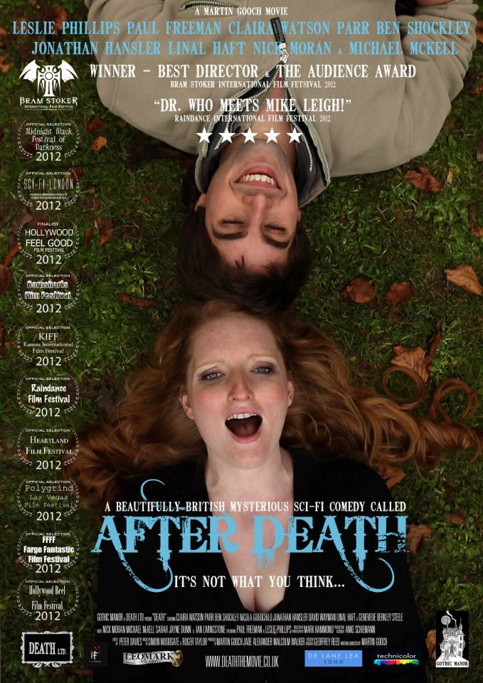 After Death Film Poster